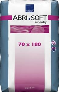 Alèse Abena-Frantex Abri-Soft Superdry bordable 70 x 180 cm