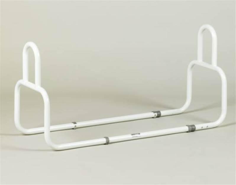 barre de lit double barri re de lit handicap. Black Bedroom Furniture Sets. Home Design Ideas