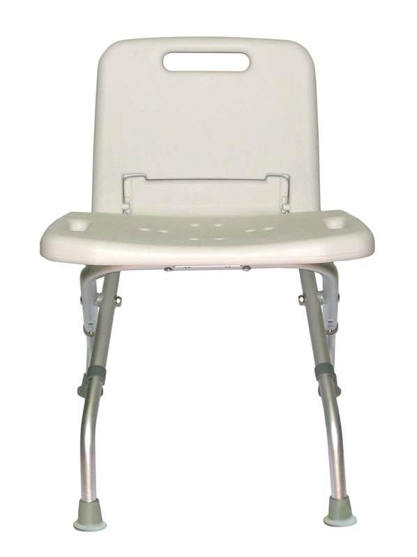 chaise de douche pliante egee dupont medical univers medical. Black Bedroom Furniture Sets. Home Design Ideas