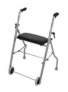 Déambulateur Rollator LONDRES Dupont Medical