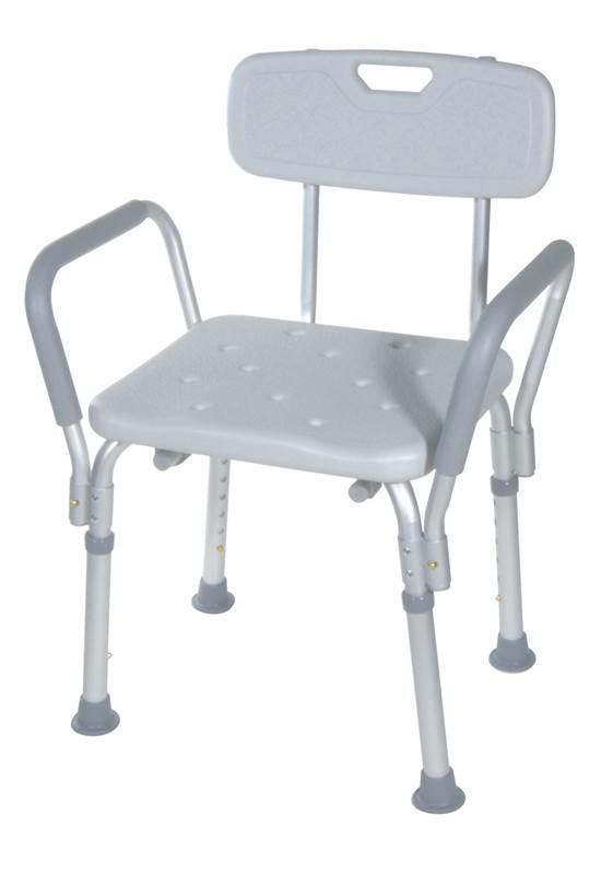 Chaise de douche hiva dupont medical univers medical for Chaise de douche