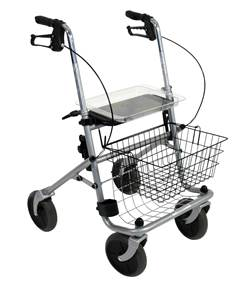 Deambulateur Rollator MILAN Dupont Medical