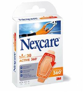 Pansements assortis Nexcare Active