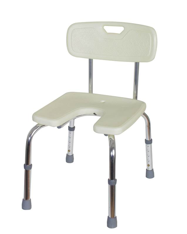 Chaise de douche oceane dupont medical univers medical for Chaise de douche